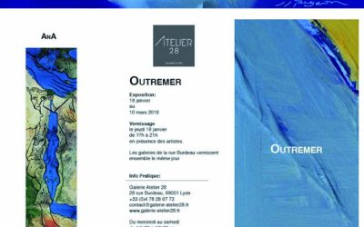 « Outremer » Exposition Lyon (France)
