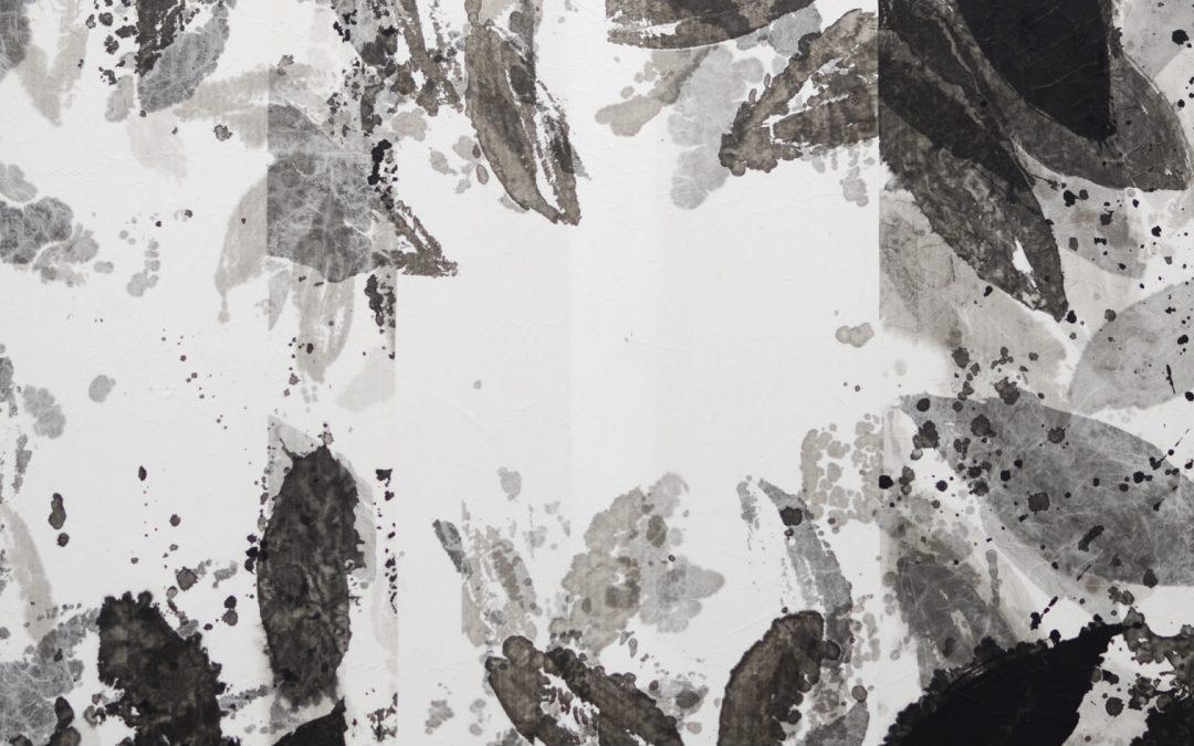 Peintures sur papier chinois