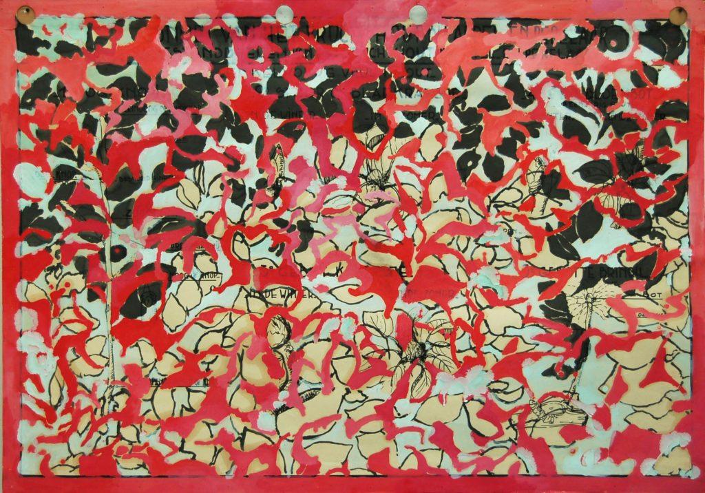 Effeuillage-sur-papier-hollandais-I-2008-2000x1399
