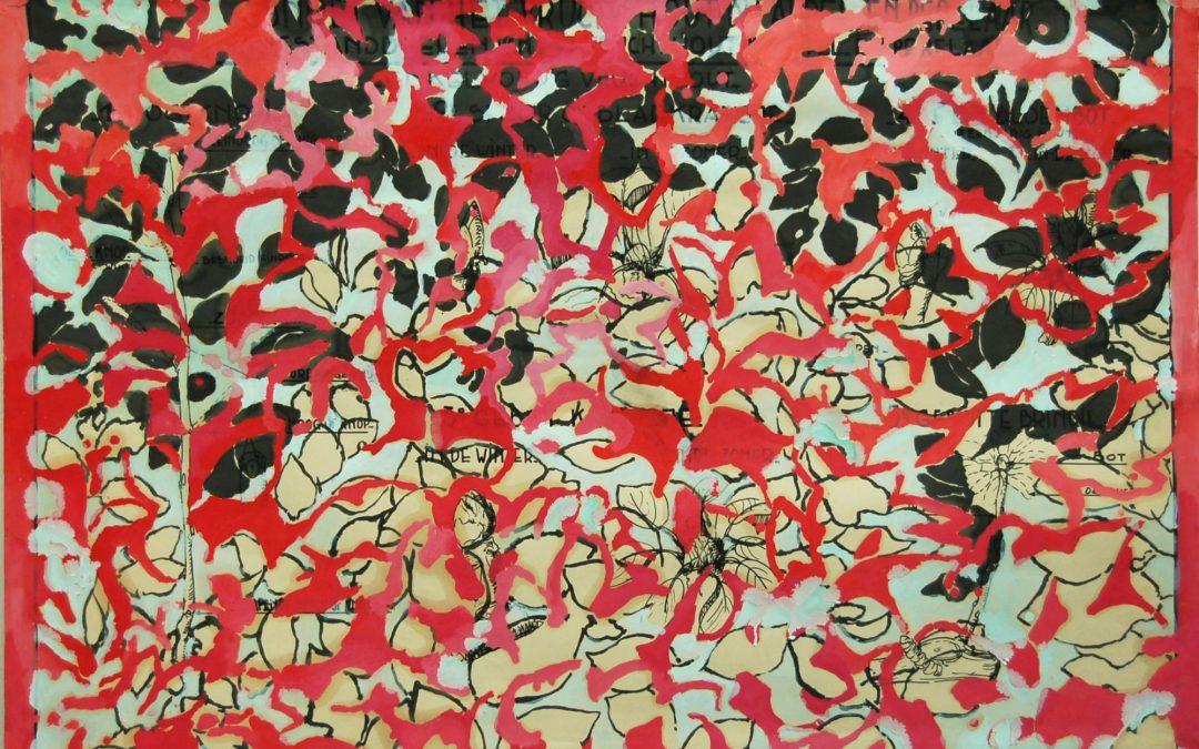 Peintures sur papier hollandais