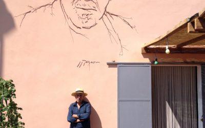 2015 RITTRATO DI YVES, SAN PANCRAZIO, TOSCANA (ITALY)