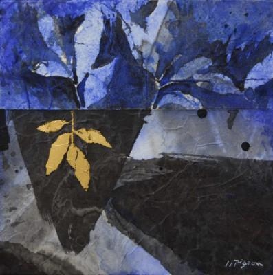 Peinture d'effeuillage XLIII 2013 40/40