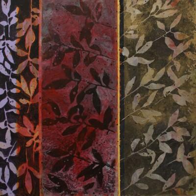 Peinture d'effeuillage 1103 2011 80/80