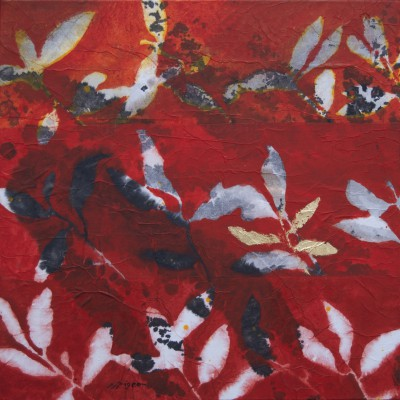 Peinture d'effeuillage LXVIII 2011 60/60