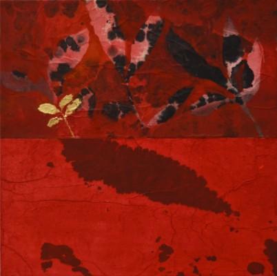 Peinture d'effeuillage XLV 2011 40/40