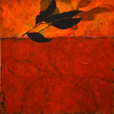 Peinture d'effeuillage 2012 30/30