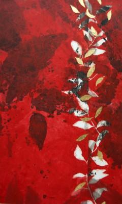 Peinture d'effeuilllage XLVII 2012 143/88