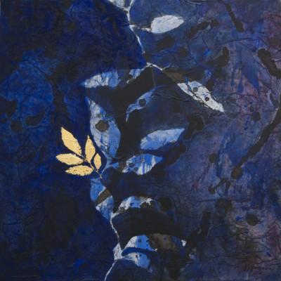Peinture d'effeuillage XLII 2013 60/60