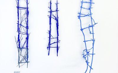 Exposition «Les échelles bleues» Niort 2021